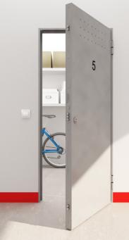 puerta trastero seguridad