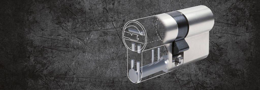 cilindro de seguridad ABUS